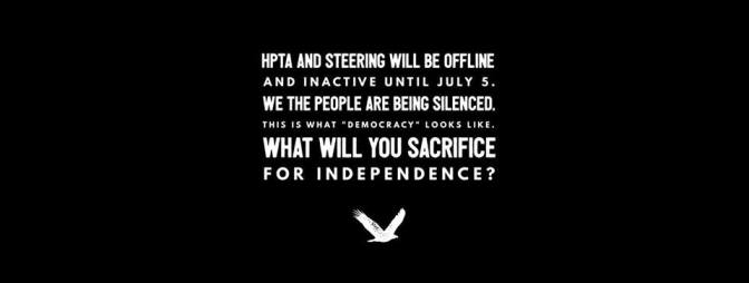 HPTA Independence Day message