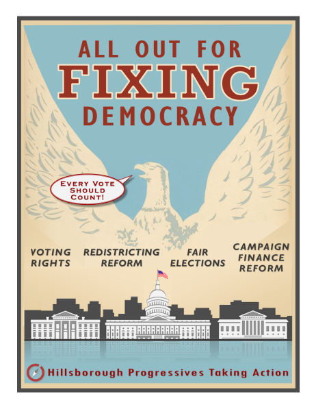 all out for fixing democracy