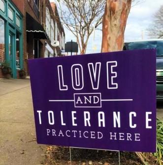 love and tolerance edit