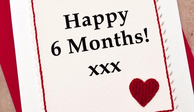 HPTA Six-Month Anniversary