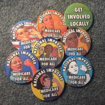 Medicare for All buttons